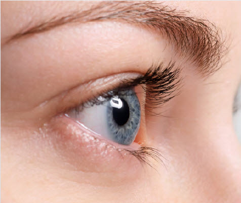 Eye treatmen with Plasmablast Aesthetox Glasgow
