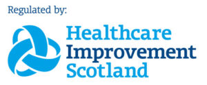 Health Improvement Scotland Logo - Aesthetox